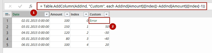 Absolute & Relative References in Power Query | Excel Inside