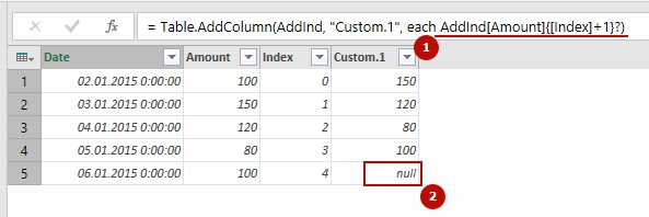 Optional Item Selection in Power Query