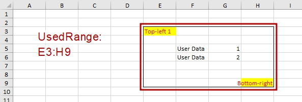 Excel sheet as a source to Power Query and Power BI: a